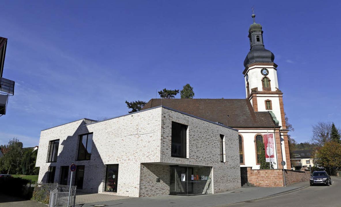 Moderne und Tradition treffen sich in der Dinglinger Martingsgemeinde.  | Foto: christoph breithaupt