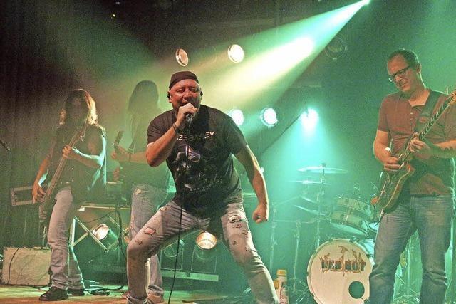 Rock in der Kutte