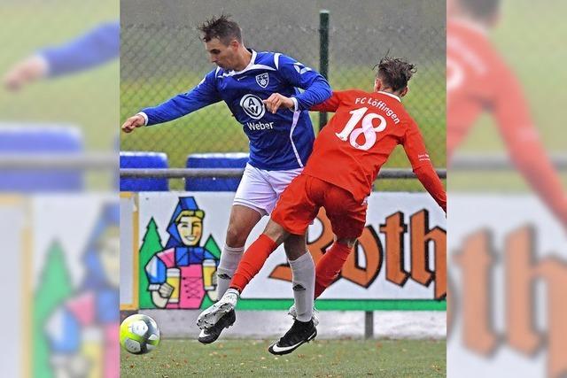 Arbeitssieg des FC Löffingen