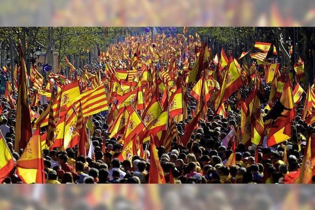 Politische Krise in Katalonien: In der virtuellen Republik