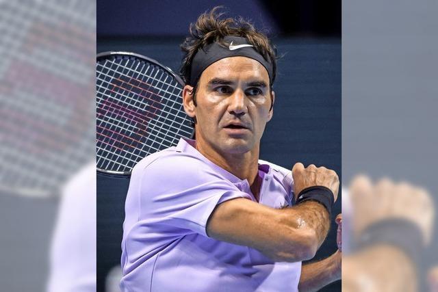 Heimsieg für Roger Federer