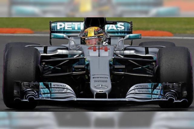 Hamilton kürt sich zum Champion