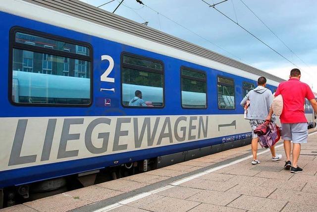 Österreich macht mit Nachtzügen in Deutschland Gewinn