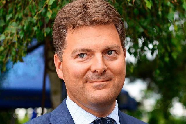 Andreas Schwab führt Südbadens CDU