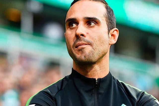 Werder Bremen stellt Trainer Alexander Nouri frei