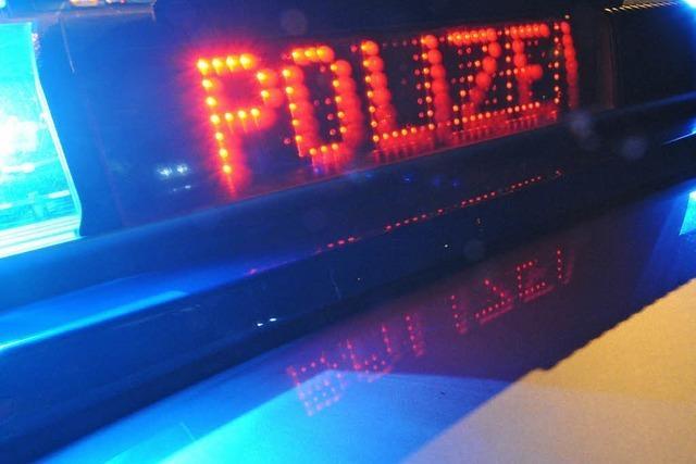 Mann schießt in Efringen-Kirchen mit Luftdruckgewehr auf Jugendliche