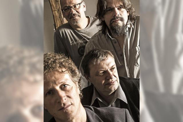 Barrel of Blues rockt am Donnerstag, 2. November