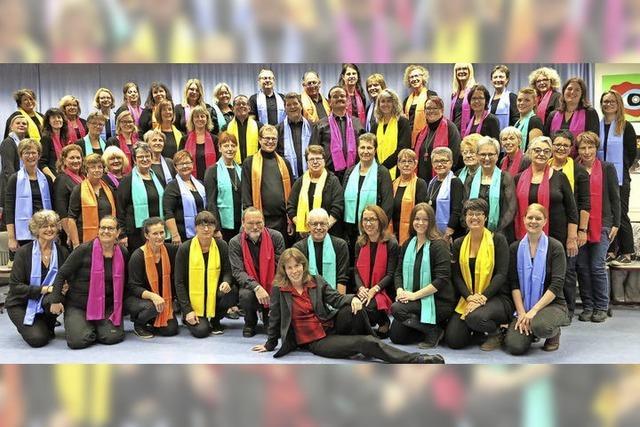 MIT AHC Neustadt und Schwarzwälder Gospel Singers in Titisee-Neustadt