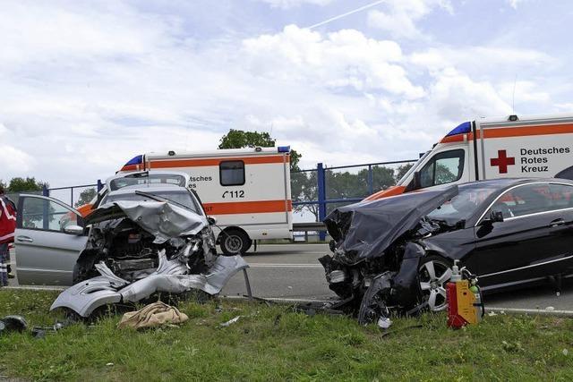 Unfallschwerpunkt B 31