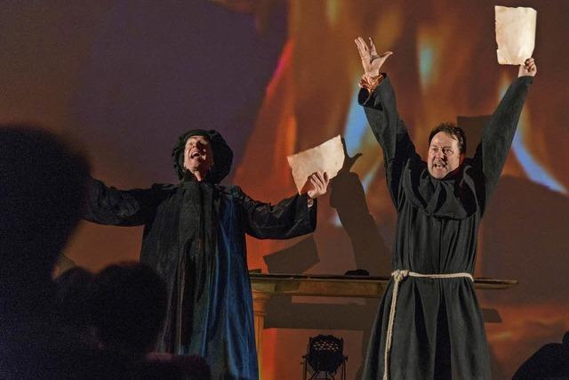 Luther gestern und heute