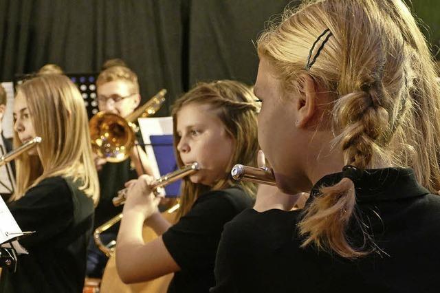 Konzert spiegelt gute Jugendarbeit wider