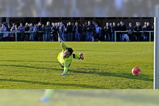 Der SV Oberschopfheim verliert 0:5 gegen den SV Linx