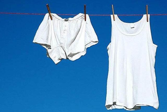Wie trocknet Wäsche am billigsten?