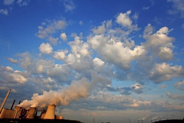 CO2 in der Atmosphäre steigt so schnell wie nie zuvor