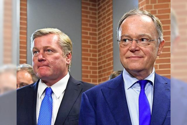 SPD und CDU loten gemeinsame Regierung aus
