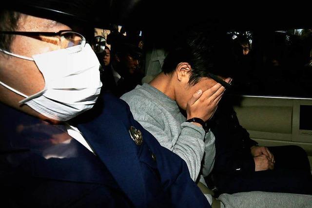Japaner zerstückelt acht junge Frauen und einen Mann