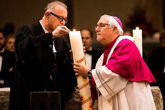 Katholiken und Protestanten wollen sich annähern