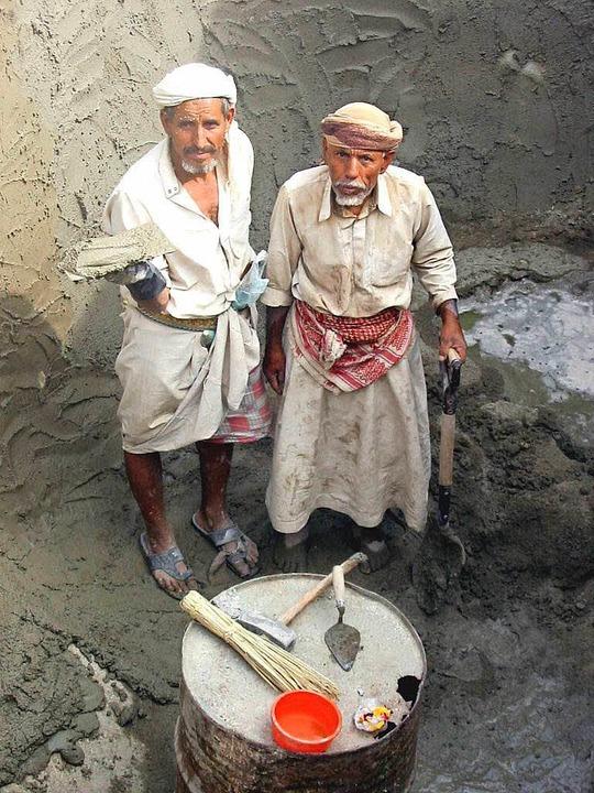Zisternen in dem Bezirk Hajja, die mit...stützung von Vision Hope gebaut wurden  | Foto: Vision Hope