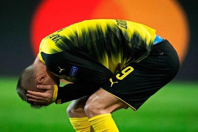 Borussia Dortmund hakt Einzug ins Achtelfinale ab