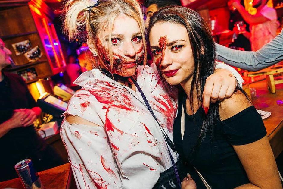 Halloween-Party im Heuboden in Umkirch (Foto: Fabio Testa)