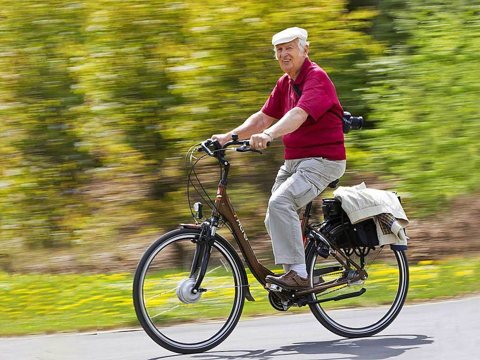 Die Zahl der Elektrofahrräder ist gest...ren wird, passieren auch mehr Unfälle.    Foto: stock.adobe.com