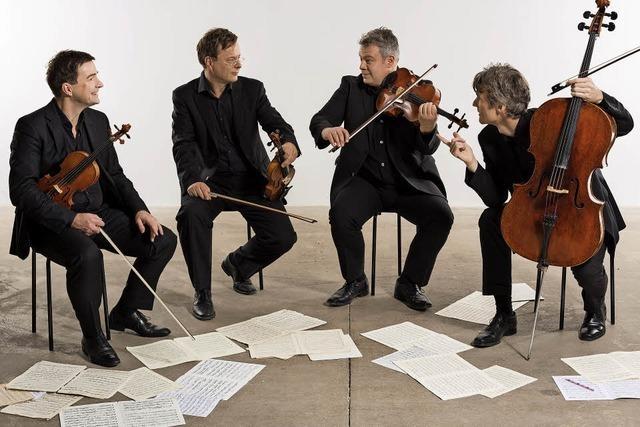 Vogler Quartett aus Berlin zu Gast in Schopfheim