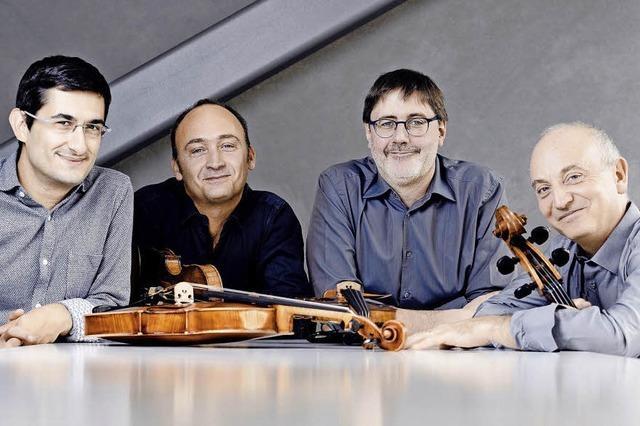 Quatuor Danel zu Gast in Badenweiler