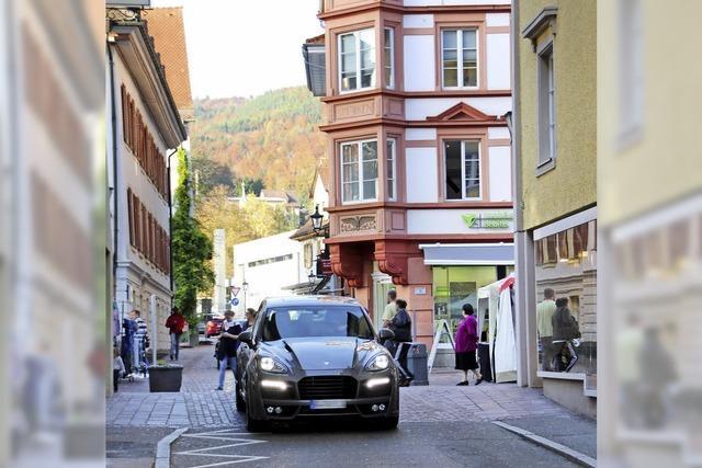 """Anwohner klagen über laute Autos und """"Poser"""" in Waldshut"""