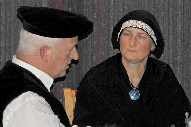 Tischgespräch mit Martin Luther