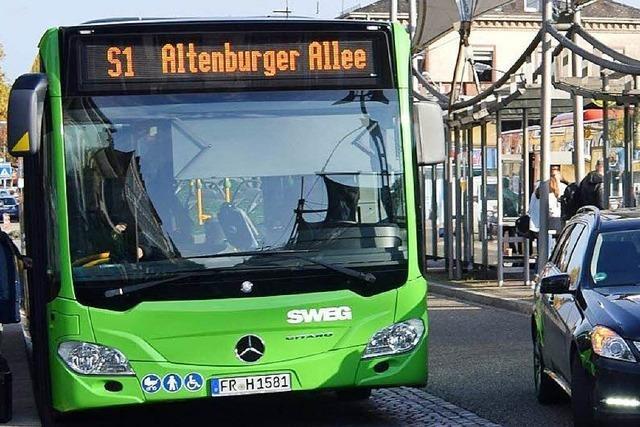 Fahrgäste kritisieren neues Stadtbuskonzept in Offenburg