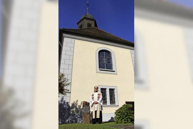 Patrozinium St. Leonhard mit Vikar Rolf Paschke