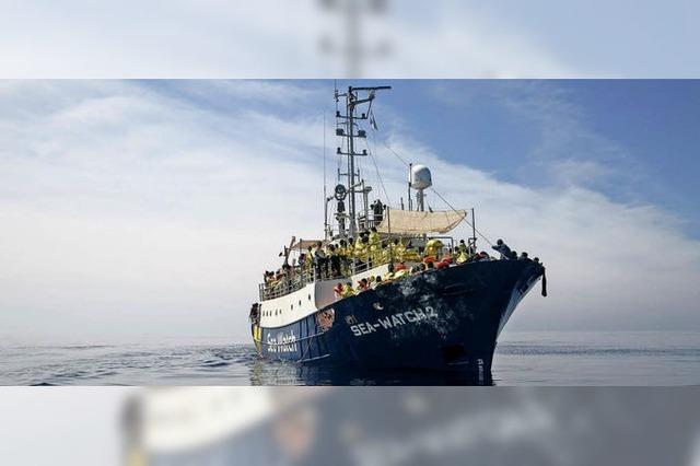 Wie der Freiburger Alexander Supady im Mittelmeer Bootsflüchtlinge retten will