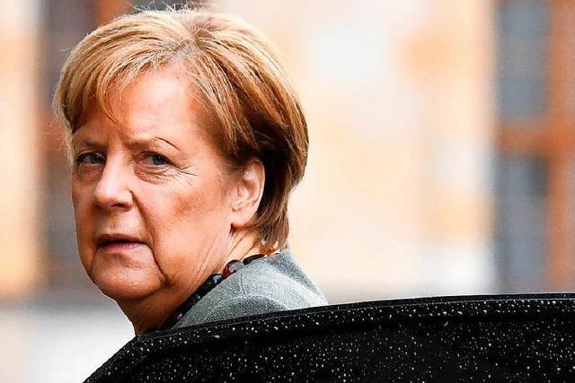 CDU im sächsischen Freiberg fordert Merkels Rücktritt