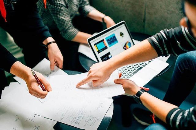 Landesregierung baut Förderung von Start-ups aus
