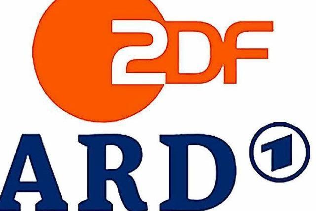 Journalisten von ARD und ZDF streiten mit Zeitungskollegen