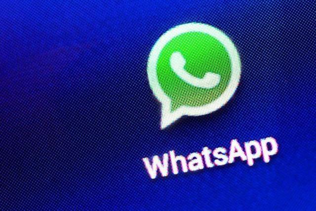 Störungen bei WhatsApp - auch deutsche Nutzer betroffen