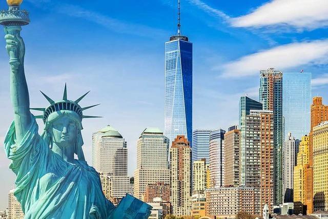 New York – Entdeckungstour in einer Stadt der Superlative