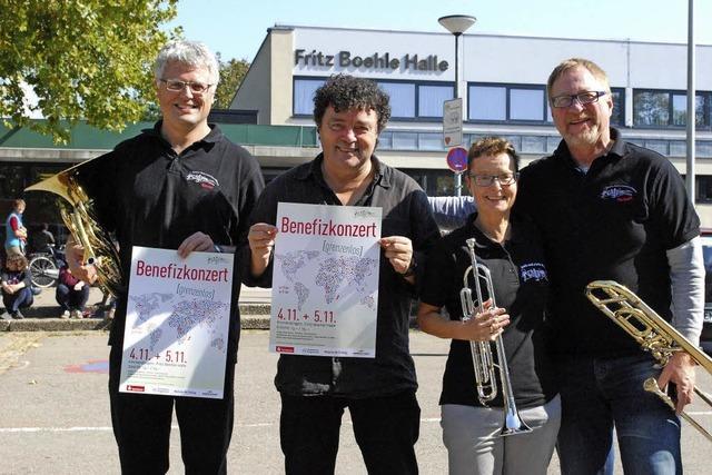 Blasorchester des Vereins