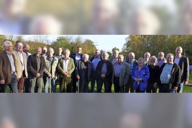 Treffen der Alt-Gemeinderäte