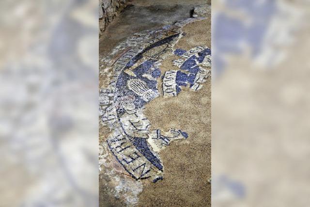 Neues über das Mosaik
