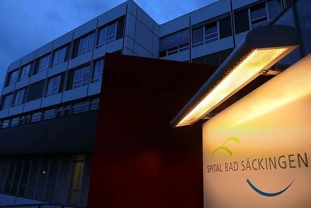 Das Spital Bad Säckingen soll Ende des Jahres schließen