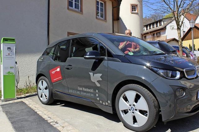 Kein Elektroauto mehr in Löffingen