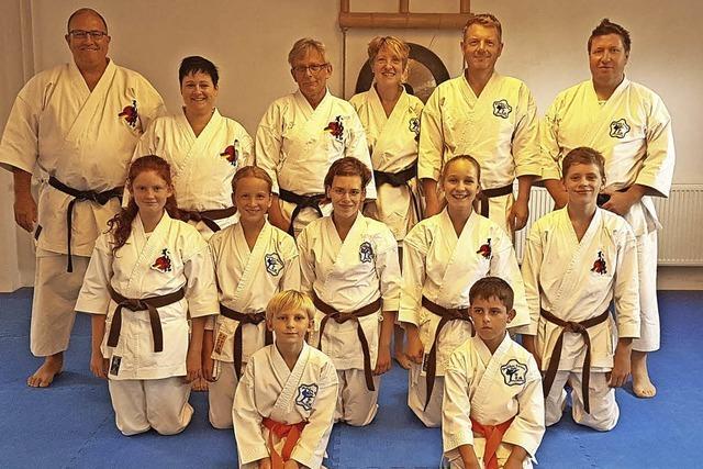 Karateka für Deutschland