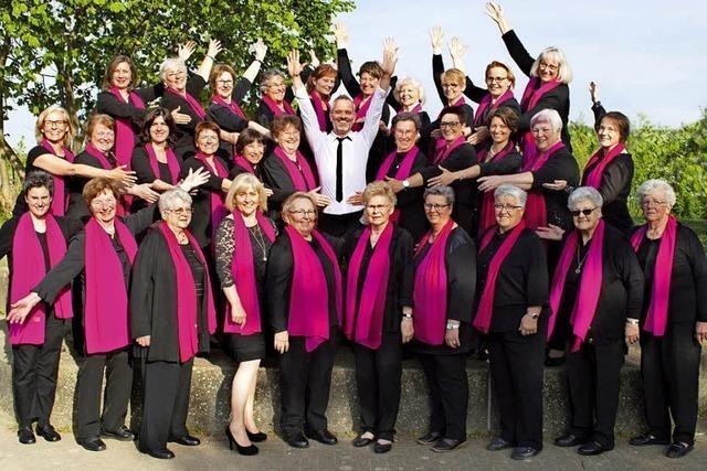 40 Jahre Singen in immer neuen Harmonien