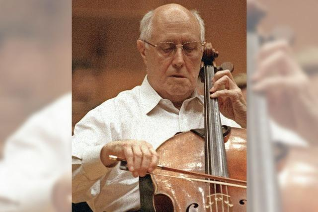 Das Maß aller Cello-Dinge