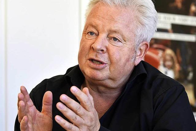 So sieht Neu-Intendant Peter Carp seine neue Heimat Freiburg