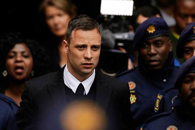 Der Fall Pistorius wird erneut aufgerollt