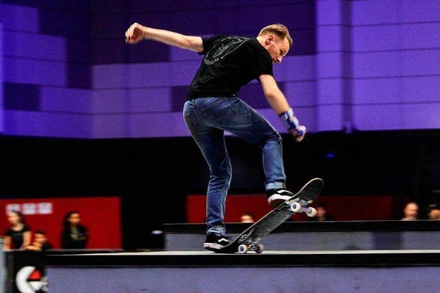 Skateboard-Meisterschaft in Rust: Früher war mehr Rebellion
