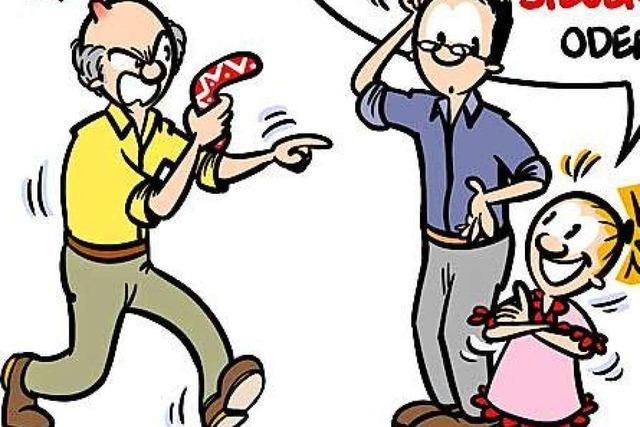 Lucy Backfisch: Der Bumerang