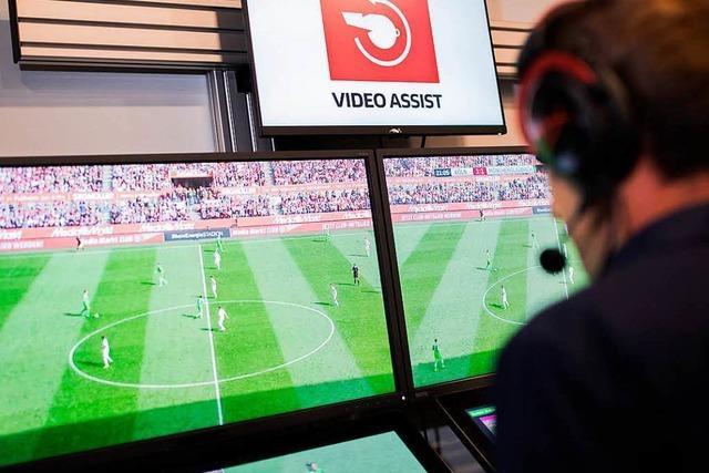 Videobeweis: Es ist an der Zeit, dem DFB zu widersprechen
